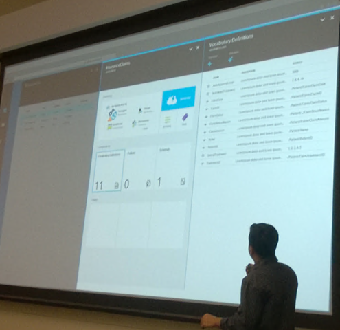 Vocabulary Design Experience in Azure BizTalk Microservices