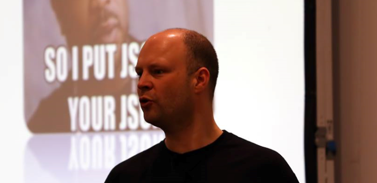 Steef-Jan Wiggers BizTalk Summit 2015 London