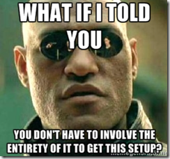 What if I told you, you don't have to involve the entirety of IT to get this setup?