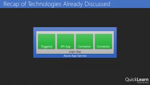 Logic App review